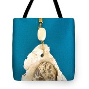 Aphrodite Earring Tote Bag by Augusta Stylianou