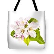 Apple Blossom Tote Bag by Elena Elisseeva