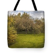 Apple Orchard Tote Bag by Amanda And Christopher Elwell