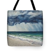 Approaching Gail Tote Bag by Danielle  Perry