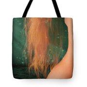 Aquarius... Tote Bag by Nina Stavlund