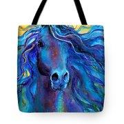 Arabian Horse #3  Tote Bag by Svetlana Novikova