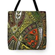 Arabian Nights Tote Bag by Jolanta Anna Karolska