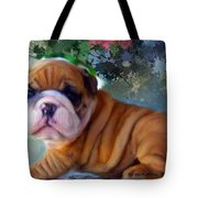 Are You Looking At Me Tote Bag by Bruce Nutting