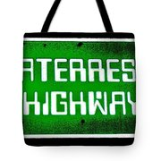 Area 51 Tote Bag by Benjamin Yeager