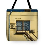 Armed To The Roof Tote Bag by Alexander Senin