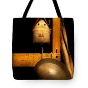 Army - Life In The Military Tote Bag by Mike Savad