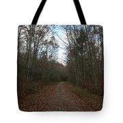 Around The Bend Tote Bag by Neal  Eslinger