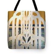 Art Deco Window Tote Bag by Diane Wood