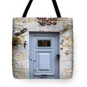 Artistic Door Tote Bag by Georgia Fowler