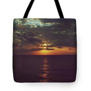 As Day Turns Into Night Tote Bag by Laurie Search