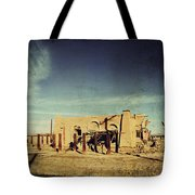 Ashes to Ashes Tote Bag by Laurie Search