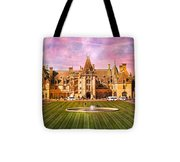 Asheville Beauty Tote Bag by Betsy C Knapp
