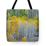Aspen Stand Tote Bag by L J Oakes