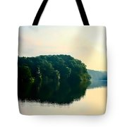 At Dawn  Tote Bag by Debra Forand