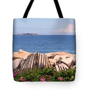 At the Beach Tote Bag by Janice Drew