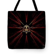 At The Core Tote Bag by Renee Trenholm