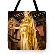 Athena Tote Bag by Bob Hislop