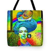 Aurora Tote Bag by Chuck Staley