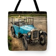Austin 7 V2 Tote Bag by Adrian Evans