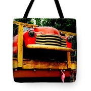 Austin Texas - Maria's Taco Express - Luther Fine Art Tote Bag by Luther   Fine Art