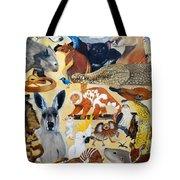 Australia Tote Bag by Debbie LaFrance