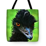 Australian Emu Tote Bag by Blair Stuart