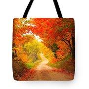 Autumn Cameo 2 Tote Bag by Terri Gostola