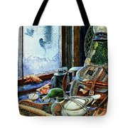 Autumn Memories Tote Bag by Hanne Lore Koehler