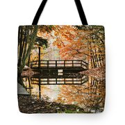 Autumn Pleasure Tote Bag by Christina Rollo