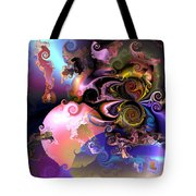 Aw 32 Tote Bag by Claude McCoy