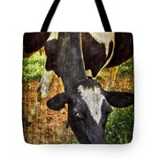 Awww Shucks Tote Bag by Debra and Dave Vanderlaan