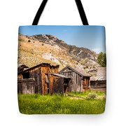 Bachelors Row Tote Bag by Sue Smith