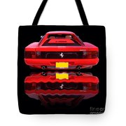 Back Is Beautiful Tote Bag by Jim Carrell