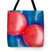 Balloons Tote Bag by Tom Gowanlock