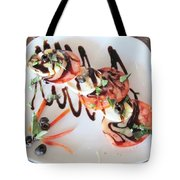 Balsamic Salad Tote Bag by Donna Wilson