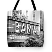 Bama Tote Bag by Scott Pellegrin