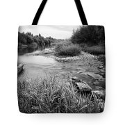 Bambi's Playground Tote Bag by Davorin Mance