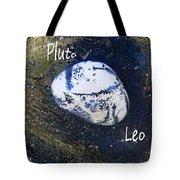 Barack Obama Pluto Tote Bag by Augusta Stylianou