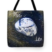 Barack Obama Pluto Tote Bag by Augusta Stylianou