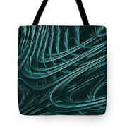 Barbed Tote Bag by John Edwards