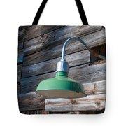 Barn Light Tote Bag by Guy Whiteley