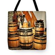 Barrels  Tote Bag by Marty Koch