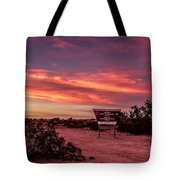 Barry Goldwater Range Tote Bag by Robert Bales
