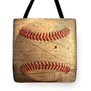 Baseball Tote Bag by M and L Creations