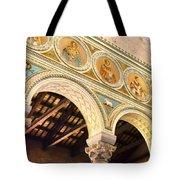 Basilica - Ravenna Italy Tote Bag by Jon Berghoff
