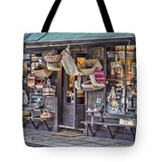 Baskets For Sale Tote Bag by Heather Applegate