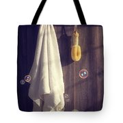 Bathroom Towel Tote Bag by Amanda And Christopher Elwell