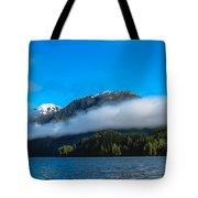 Bc Coastline Tote Bag by Robert Bales