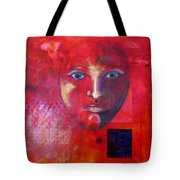 Be Golden Tote Bag by Nancy Merkle